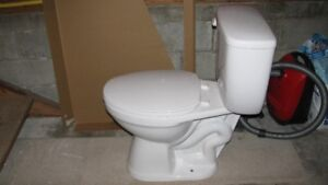 "Toilet, Comfort hieght, 18"" High Tarry's area"
