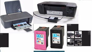 Inkjet HP 1000/J110 printer