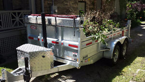 Spring / fall Clean Up Available for Properties / Lawn Clean Up London Ontario image 5