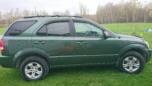 2006 Kia Sorento LX VUS (2 800$ négociable)