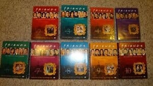 DVD Friends Seasons 2-10 Complete! Brights Grove