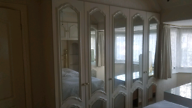 Cream Fitted Bedroom Wardrobes and More