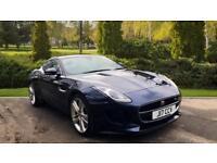 2015 Jaguar F-TYPE 3.0 Supercharged V6 S 2dr Automatic Petrol Coupe