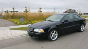 1998 Volvo C70 Turbo 5spd manual, excellent condition & low KMs