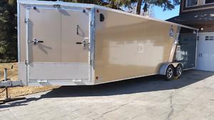 Legend Explorer 29' trailer All aluminum