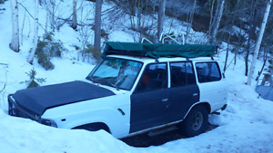 84 Toyota FJ60 Land cruiser. .DIESEL. Serious inquiries ONLY