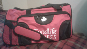 Never been used Goodlife fitness gym bag