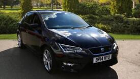 2014 SEAT Leon 1.4 TSI FR (Technology Pack) Manual Petrol Hatchback