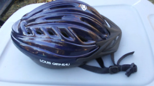 Louis Garneau Pro-AM bike helmet