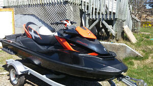 ***2011 Seadoo RXT-T 260hp Supercharged**Suspension**Brakes**