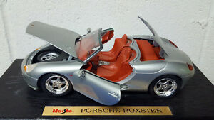 Porsche Boxter original concept version 1:18 diecast car