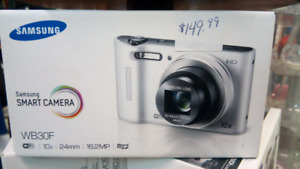 On Sale Now!!!  Samsung WB30F Camera