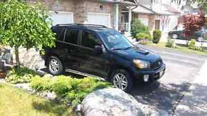 2003 TOYOTA  RAV4 **CHILI**4WD   98,000 KMs Kitchener / Waterloo Kitchener Area image 1