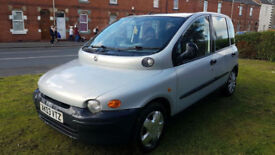 Fiat Multipla 1.9JTD 115 SX PX Swap Anything considered
