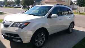 2013 Acura MDX no accidents