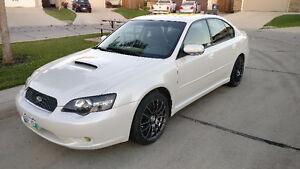 2005 Subaru Legacy GT Limited -Brand New Paint Job, Fresh Safety