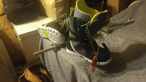 Brand new never used burton snowboard boots