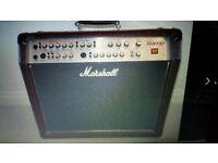 marsall 1oo watt acoustic amp
