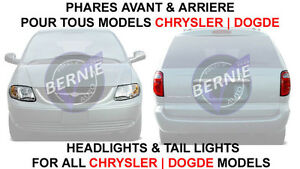 DODGE FRONT REAR BUMPER PARE CHOC AVANT ARRIERE LOW PRICE City of Montréal Greater Montréal image 2