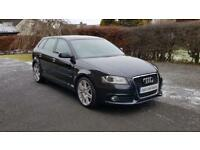 Audi A3 2.0TDI 140 Sportback S Line * Full Years MOT * DBD Car Sales