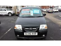 2006 HYUNDAI AMICA 1.1 CDX Automatic From GBP3,195 + Retail Package