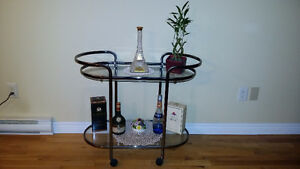 Liquor/wine cart