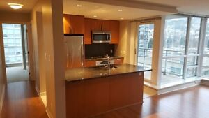 2 bedroom high-rise condo in Coquitlam Centre area