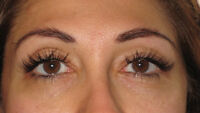 EYELASH Technician course. Regular and 3D