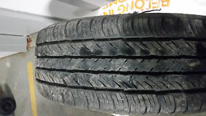 Mud and Snow Tires- Great Condition