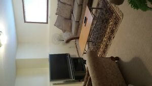2 BEDROOM FURNISHED MONTH TO MONTH RENT AVAILABLE IMMEDIATELY