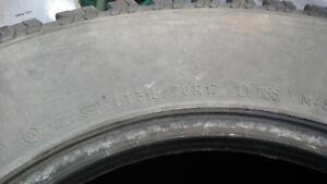 17 inch bf goodrich ta radial light truck tires