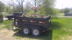 Mixed firewood - $75 for about 4 cords