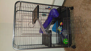 NEW small amimal cage