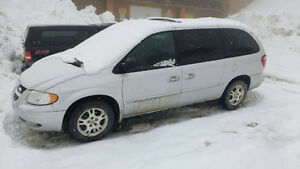2002 Dodge Grand Caravan Minivan, Van
