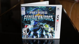 Metroid Prime - Federation Force : Nintendo 3DS