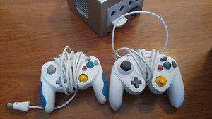 Gamecube with 5 games