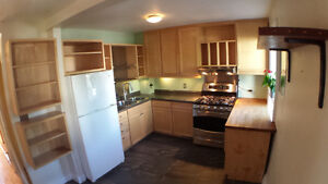 Beautiful two bedroom in the heart of downtown