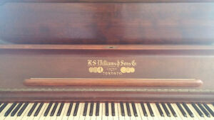 Piano or sale