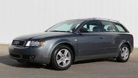 2002 Audi A4 3.0 QUATTRO WAGON NO ACCIDENTS