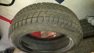 blizzak winter tires Kawartha Lakes Peterborough Area image 2
