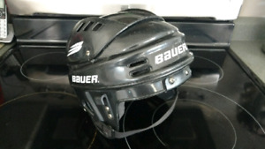 X Small hockey helmet