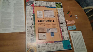 1980s The Game of Cornwall