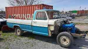 1970 F100 Ford Ranger XLT Project Truck