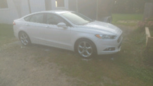 2014 Ford Fusion