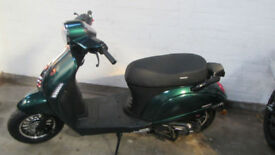SINNIS ENCANTO 50cc MOPED/SCOOTER/LEARNER LEGAL.