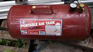 Portable Air Tank 7 gallon