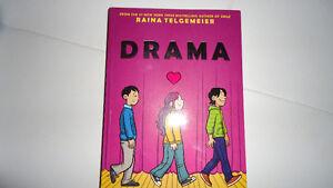 Drama from Raina Telgemeier great condition $8.00