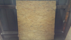 OSB Wood sheets