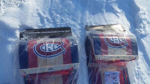 Traineau 6'en Bois Franc Montreal Canadiens 6' Hardwood Toboggan West Island Greater Montréal image 6