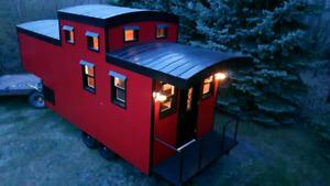 Caboose Tiny House